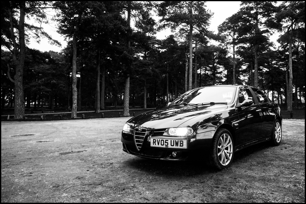 first car alfa romeo 156 jts ti page 1 readers 39 cars pistonheads. Black Bedroom Furniture Sets. Home Design Ideas